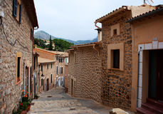 Typical house in Majorca Royalty Free Stock Image