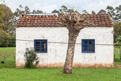 Typical House Rio Grande do Sul Stock Photos