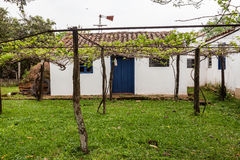 Typical House Rio Grande do Sul Royalty Free Stock Images