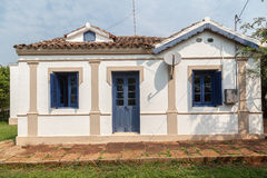 Typical House Rio Grande do Sul Royalty Free Stock Image