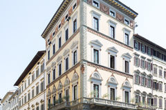 Typical houses of Florence Stock Photo