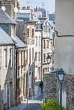 Typical houses in Normandy Royalty Free Stock Photos