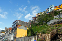 Typical houses of Porto Stock Image
