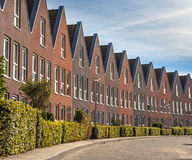 Typical Housing Market Objects Royalty Free Stock Photos