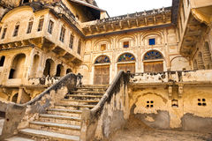 Typical indian architecture, India. Stock Photo