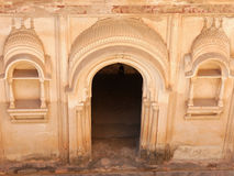 Typical Indian architecture Royalty Free Stock Images