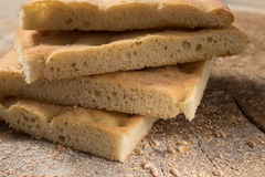 Typical Italian bread Stock Photography