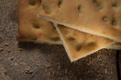 Typical Italian bread royalty free stock image