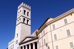 Typical Italian town Royalty Free Stock Photos