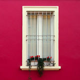 Typical Italian windows Royalty Free Stock Photography