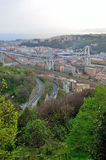 Typical Ligurian Hills Royalty Free Stock Photography