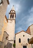 Typical Mediterranean town Royalty Free Stock Photography