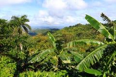 Landscape near Cumanayagua, Cuba Stock Photos