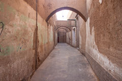 Typical narrow alley Royalty Free Stock Photography