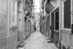 Street on the island of Malta Royalty Free Stock Photos