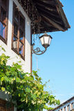 Typical old Bulgarian architecture, Tryavna Royalty Free Stock Image