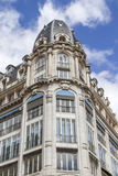 Typical parisian architecture Royalty Free Stock Photography