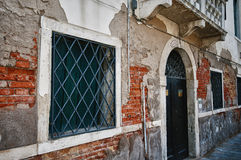 Typical photo of Venice city Stock Image
