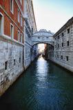 Typical photo of Venice city Stock Photos