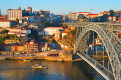 Typical Porto, Portugal Stock Images