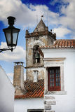 Typical portugese vilage Stock Image