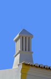 A typical Portuguese chimney pot Royalty Free Stock Photography