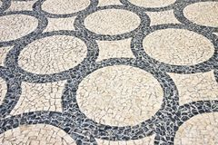Typical Portuguese floor Portugal - Europe stock photos