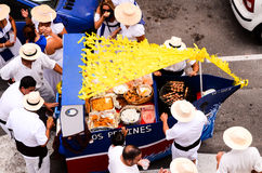 Typical Romeria Fiesta Party Stock Image