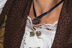 Typical Sardinian Jewel Stock Photo
