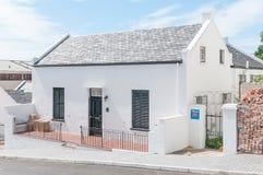 Typical Settler cottage in Port Elizabeth Stock Photography