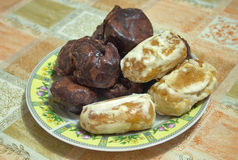 Typical sicilian biscuits Stock Image
