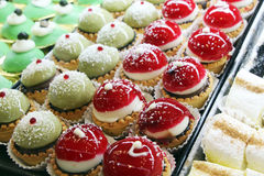 Typical Sicilian pastry, tasty Royalty Free Stock Images