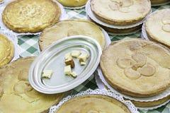 Typical Spanish Cake Stock Photos