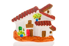 Typical Spanish house Royalty Free Stock Images