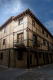 Typical spanish house Royalty Free Stock Photo