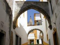 Typical street of Évora IV Royalty Free Stock Image