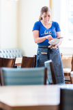 Typical Sunday at Mercantile restaurant Stock Photo
