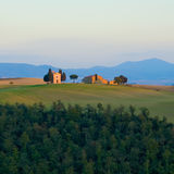 Typical tuscan landscape. Image of typical tuscan landscape royalty free stock images