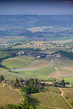 Typical Tuscan landscape Stock Images