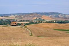 Typical Tuscany Royalty Free Stock Photo