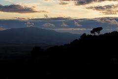 Typical Umbria Landscape Stock Images