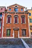 Typical venetian architecture Royalty Free Stock Photos
