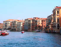 Typical Venice street Royalty Free Stock Photography