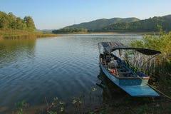 Typical view of Kaeng Krachan National Park Stock Photos