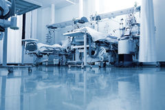 Typical view of the ward in a modern clinic Royalty Free Stock Images