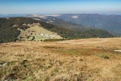 Typical Vosges landscape near Hohneck