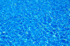 Typical Water Swimmingpool Texture Stock Images