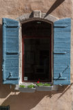Typical Window Arles Provence France Stock Images