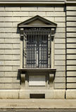 Typical window from Florentine architecture. Florence, Italy Royalty Free Stock Photo