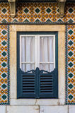 Typical Window Royalty Free Stock Image